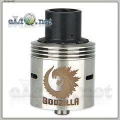 [UD] Youde Godzilla V2 26650 RDA атомайзер для дрипа из нержавеющей стали.