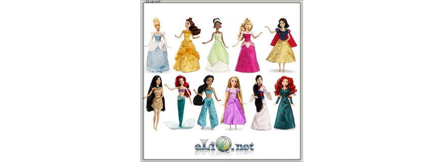 Прекрасные куклы Диснея