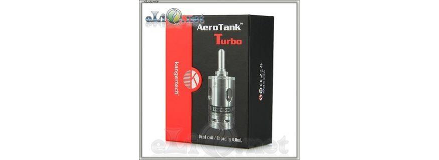 AeroTank / Mini / Mega - двуспиральные клиромайзеры