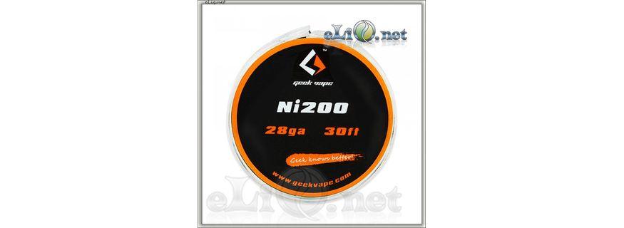 Никель Ni200 для DIY.