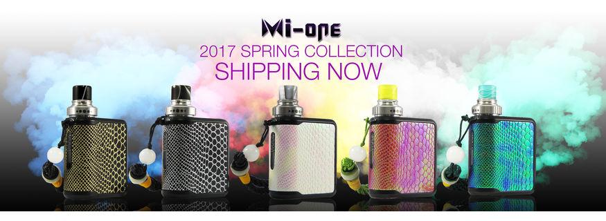 Smoking vapor, Mi-one
