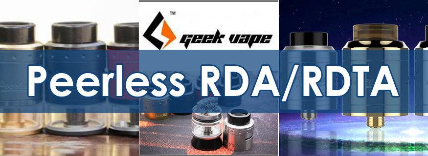 Peerless RDA / RDTA