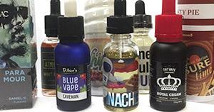жидкости для заправки электронных сигарет в элик