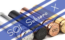 SOI Subzero X - лучший механический мод