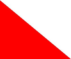 Белый + красный