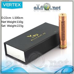 Yep Vertex 18650 Mechanical MOD - механический мод, клон.
