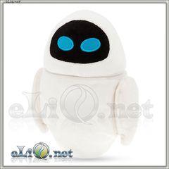 Плюшевые игрушки Ева и Волли, Дисней. Eva, WALL-E Plush, Disney.