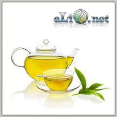 Зеленый чай (eliq.net) - жидкость для заправки электронных сигарет
