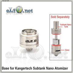 Оригинальная база для KangerTech Subtank Nano. С регулировкой подачи воздуха.