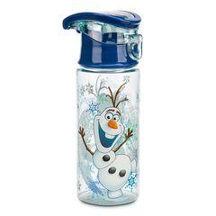 Бутылочка для воды.Olaf (Frozen,Disney)