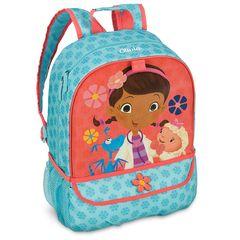 Рюкзак Доктор Плюшева (Disney)