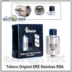 [Tobeco] Original ERE RDA - ОА для дрипа из нержавеющей стали.