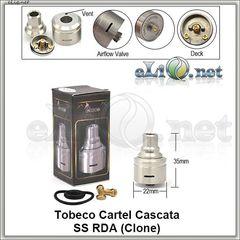 Tobeco Cartel Cascata RDA - ОА для дрипа. клон.