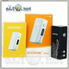 60W KOOPOR Mini TC/VW Box Mod - мини-боксмод вариватт с температурным контролем.