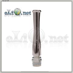 [510, 55 мм, EHPRO] длинный дрип-тип из нержавеющей стали