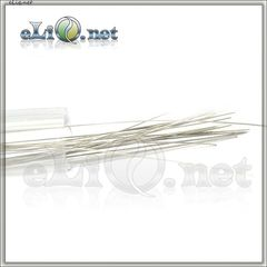 Titanium Rod Wire (0.4mm, 26ga) - Титановая проволока.