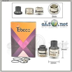 Обслуживемый атомайзер для дрипа. клон от Tobeco