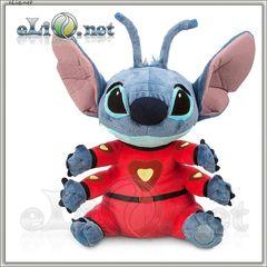 Супер герой Стич в скафандре, инопланетянин. Мягкая игрушка Лило и Стич Дисней. Lilo & Stitch, Disney