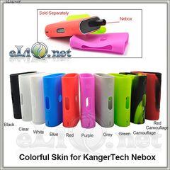 Сликоновый чехол на KangerTech NEBOX
