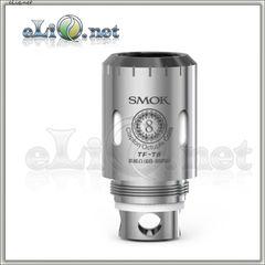 SMOK TFV4 TF-T8 Octuple Fused Clapton Coil - восьмиспиральный клэптон испаритель.