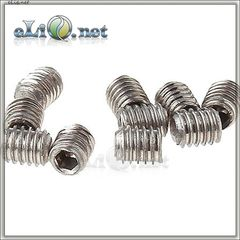 2.5х3мм Replacement Socket Screws for Atomizers. 2шт.