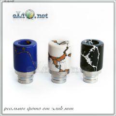 [510] Дрип-тип из камня и нержавеющей стали.