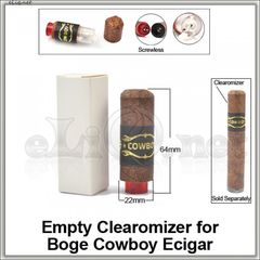 Картридж для Boge Cowboy Ecigar - электронной сигары