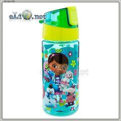 Бутылочка для воды Доктор Плюшева (Doc McStuffins, DISNEY)