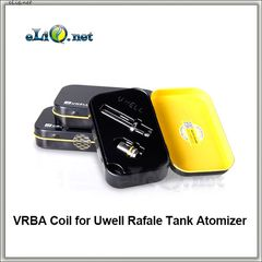 VRBA Coil for Uwell Rafale Tank Atomizer - обслуживаемая база.