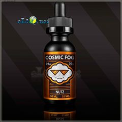 30 мл Nuts. COSMIC FOG - Премиальные жидкости из Калифорнии.