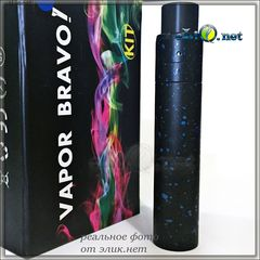Bravo Kit: механический под аккумулятор 18650 SMPL + атомайзер для дрипа Velocity.