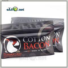 Cotton Bacon V2 от Wick N' Vape - коттон, вата из США. Оригинал.