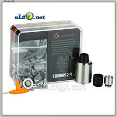 GeekVape Tsunami 24 RDA - обслуживаемый атомайзер для дрипа. Цунами. Оригинал.
