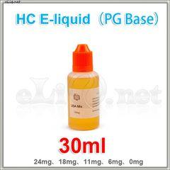30 мл (6 мг) Peach / Персик [HC] жидкость для электронной сигареты