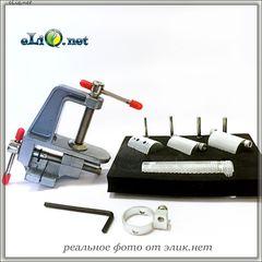 Cthulhu Coil Jig Pro - инструмент для намотки спирали + тиски.
