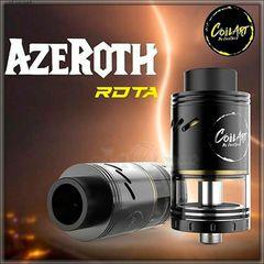 CoilART Azeroth RDTA Обслуживаемый атомайзер. Гибрид генезиса с дрипкой.