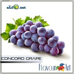10 мл Grape Concord, виноград Конкорд. FlavourArt - ароматизатор для самозамеса. FA Италия.