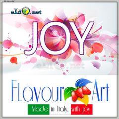 20 мл. JOY. Жидкость для заправки электронных сигарет от FlavourArt (Италия)