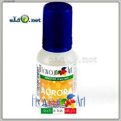 20 мл. Aurora, Аврора, микс. Жидкость для заправки электронных сигарет от FlavourArt (Италия)