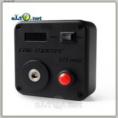 Coil Master 521 Mini Tab - рабочая станция для обслуживания атомайзеров.