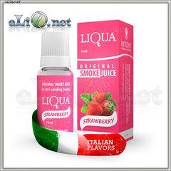 10 мл LIQUA Клубника / Strawberry 9 мг (М)