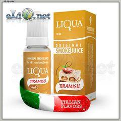 10 мл LIQUA Тирамису / Tiramisu 9 мг (М)