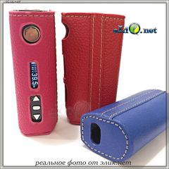 Кожаный чехол для  40W iStick TC (Leather Case)