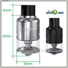 GeekVape Avocado 24 RDTA Tank Bottom Airflow - 4.0ml. Генезис Авокадо 24 улучшенный