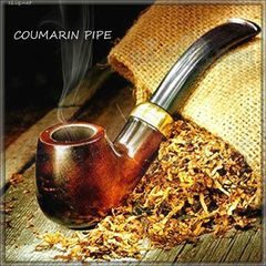 Coumarin pipe