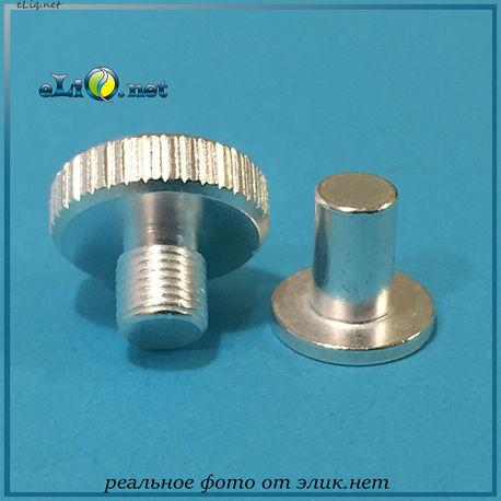 24 Subzero Silver Plated RDA Contacts. Посеребренные контакты от Sub Ohm Innovations - оригинал.