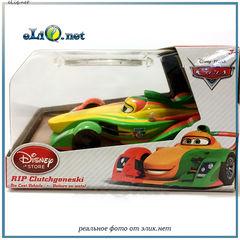 """Rip Clutchgoneski. Рип (Трип) Обгонецки. Disney, Тачки """"Cars"""" Дисней. Машинка."""