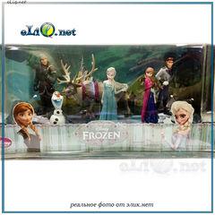 "Набор фигурок ""Холодное сердце"" (Frozen, Disney) Зима."