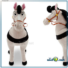 Большой плюшевый конь Самсон. Спящая красавица. Дисней, Disney)