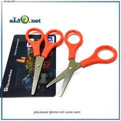 Маленькие ножницы из нержавеющей стали. Инструмент. Scissors